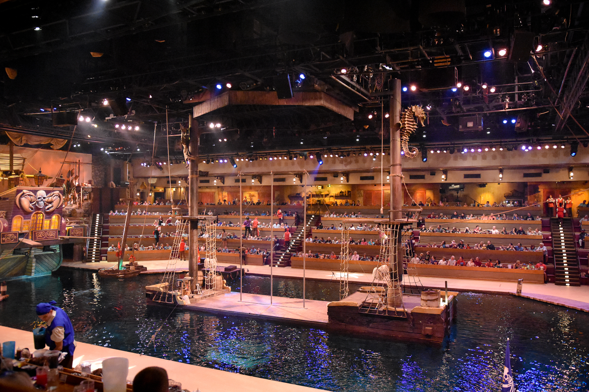 Pirates Voyage Review