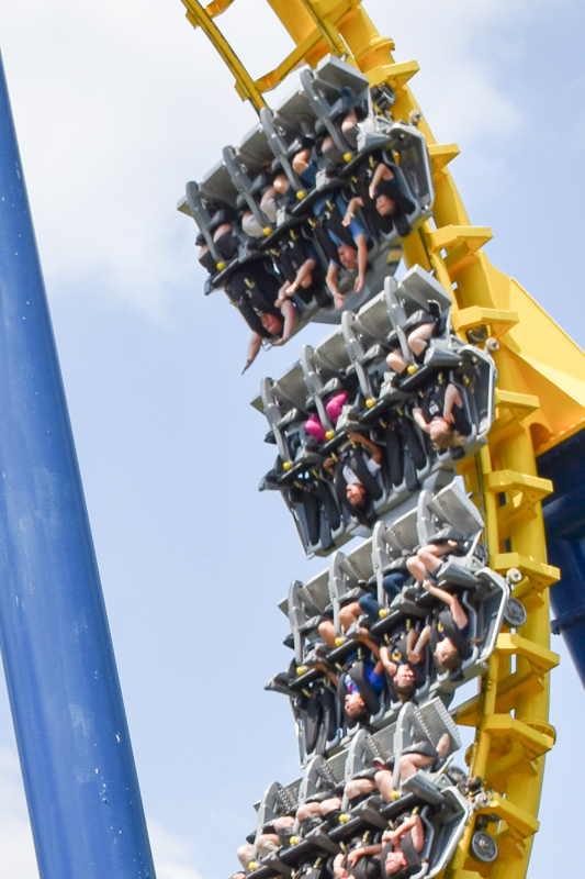 Why We Get Season Passes to Carowinds