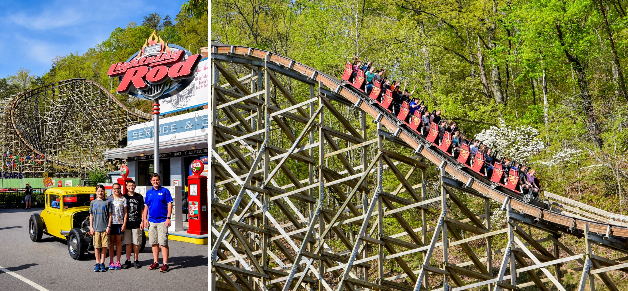 Dollywood for Families | Pigeon Forge, TN